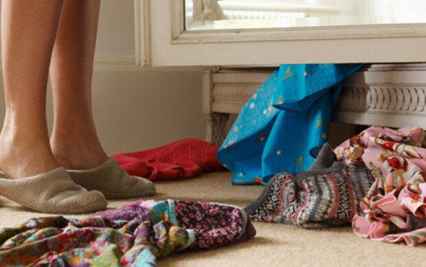 7 Lösungen gegen das Kleiderschrank-Chaos