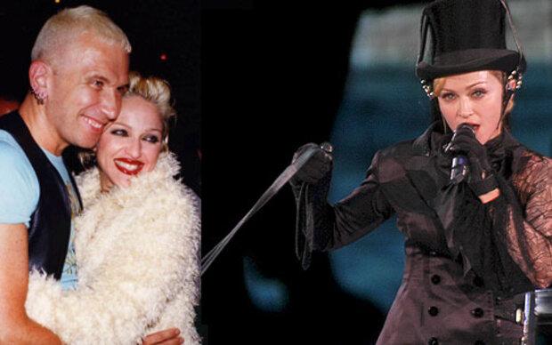 Gaultier designt Tour-Kostüme für Madonna
