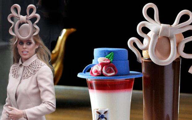 Beatrices Hut als Inspiration für Kuchenbäcker