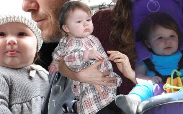 Harper wieder zum stylischsten Promi-Baby gewählt