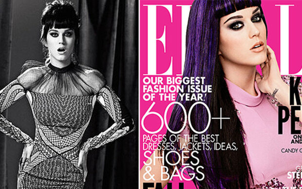 Katy Perry macht Schluss mit Candy-Image