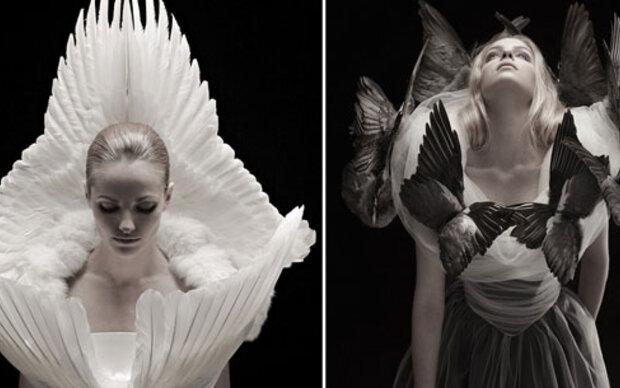 Modedesignerin macht Kollektion aus Tierkadavern