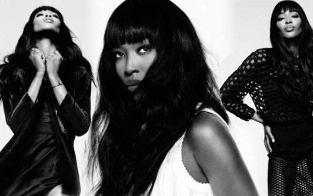Naomi Campbell unglücklich über Zicken-Image