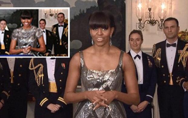 Iran verhüllt Michelle Obama