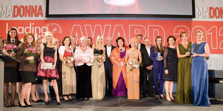 Wer sind die Leading Ladies 2013?