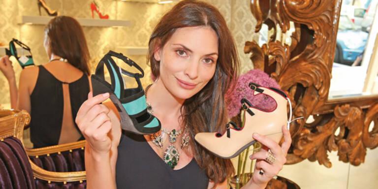 Alessandra Lanvin: 'Schuhe sind kleine Kunstwerke!'
