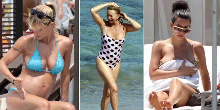 Wann Frauen sich im Bikini wohl fühlen…