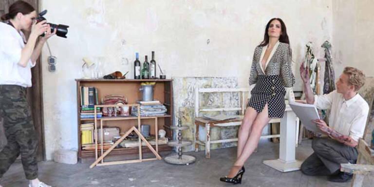 Popp & Kretschmer: 'Der Maler und seine Muse'