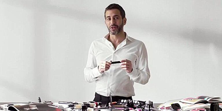 Marc Jacobs launcht Männer-Make Up Linie