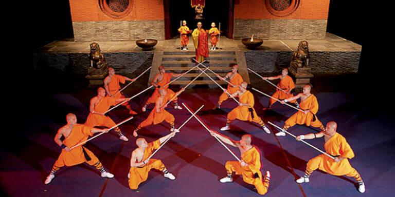 Body & Soul: Shaolin-Mönche sind wieder da