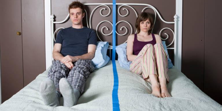 Getrennte Betten – der Anfang vom Ende?