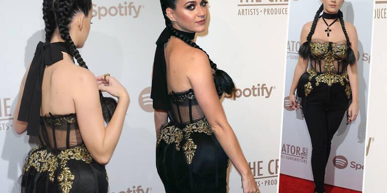 Katy Perry Oberweite