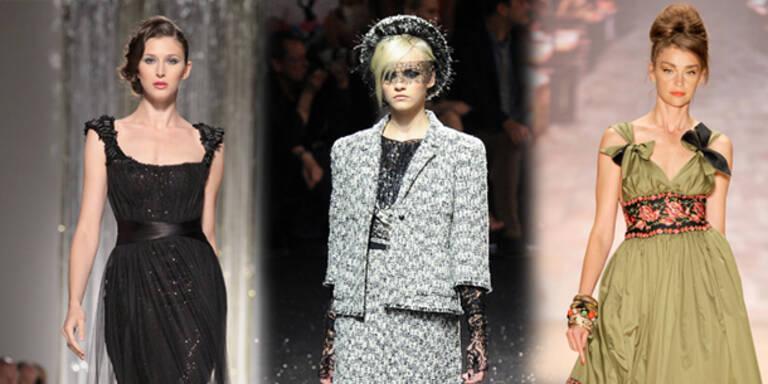 Fashion Weeks im Vergleich