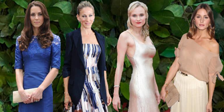 Die Modeikonen 2011