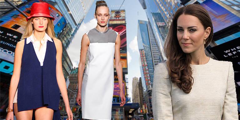 Fashion Week Trend-Vorschau