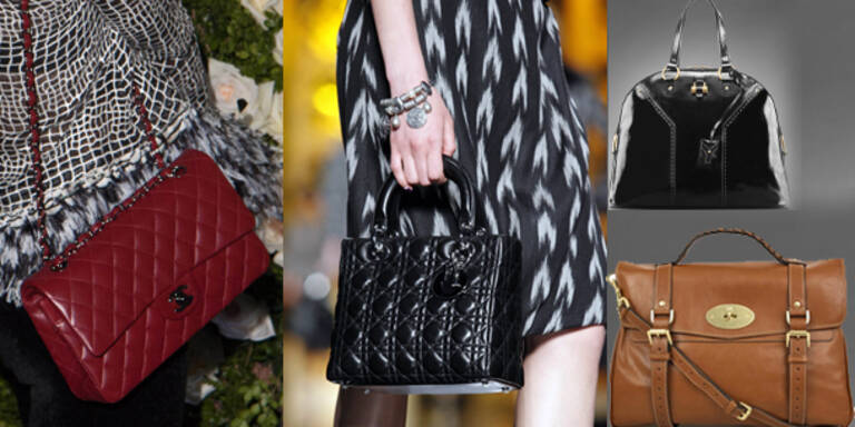 Die Top 10 It-Bags aller Zeiten