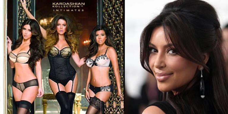 Kardashians werben für ihr Dessous-Label