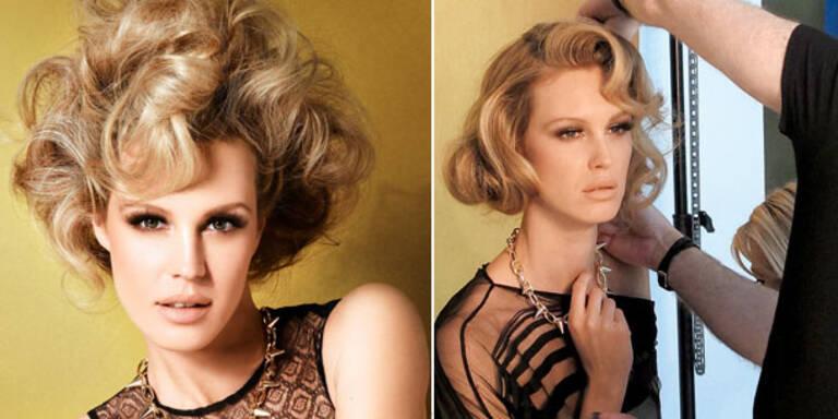 Melanie Scheriau: Austro-Model in New York