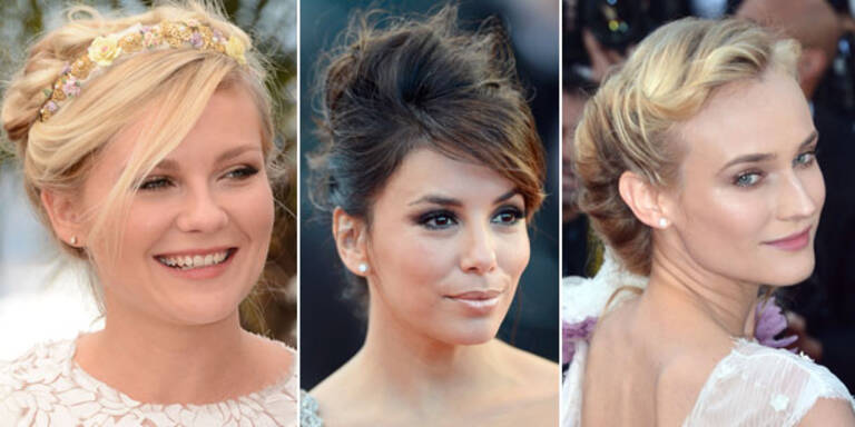 Top 10 Haarstyles aus Cannes