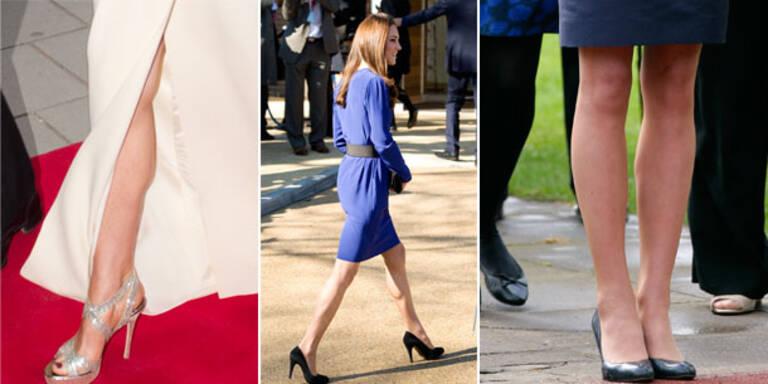 Kates 16 Euro-Geheimnis für schöne Beine