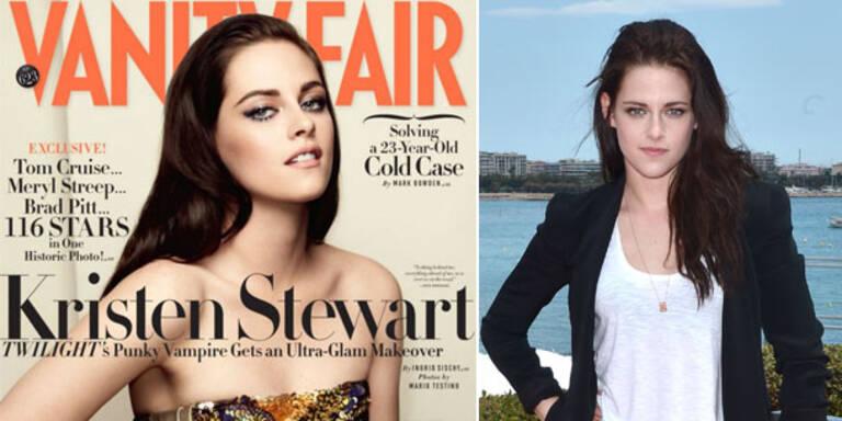 Kristen Stewart pfeift auf Kritik