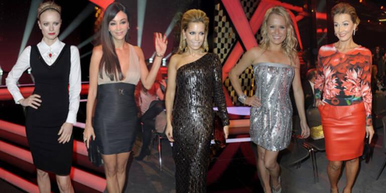Die Roben der Bambi-Verleihung 2012