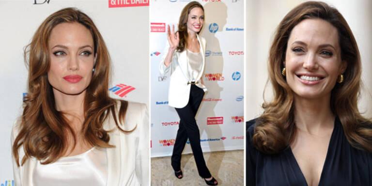 Schönheits-OP für Angelina Jolie