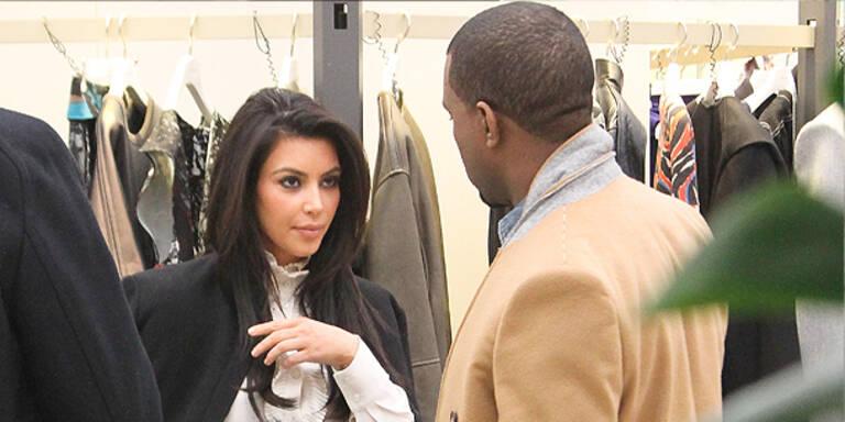 'Ich kleide mich so für Kanye!'