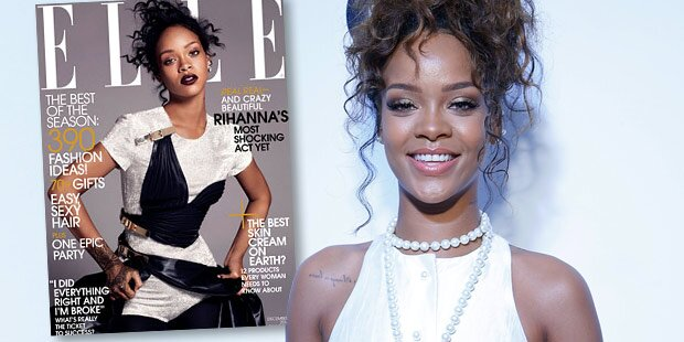 Rihanna: Das ist ihr heimliches Talent