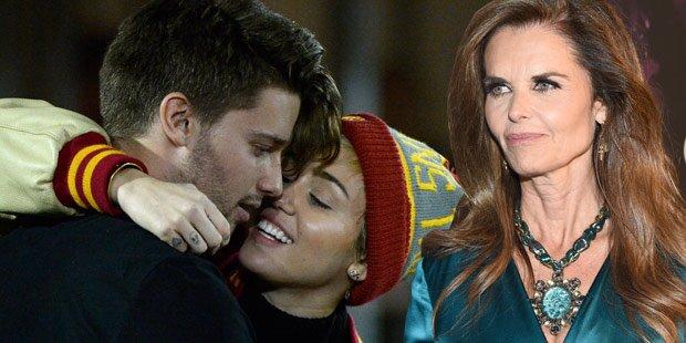 Shriver cancelt wegen Miley Miami-Trip