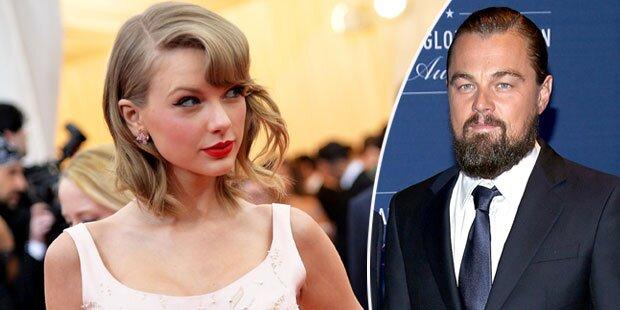 Taylor Swift: Verknallt in Leo DiCaprio