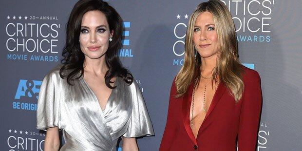 Aniston & Jolie: Duell bei
