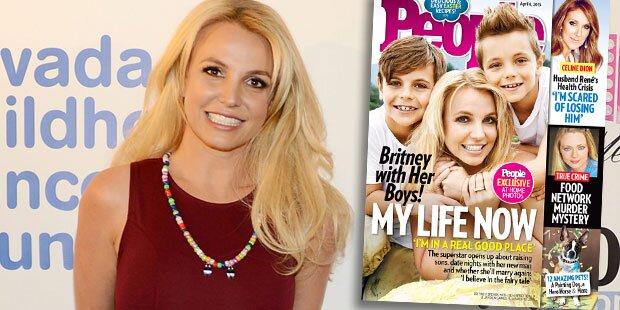 Britney Spears: Hochzeit & ein Baby?