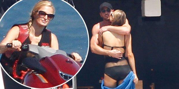 Paris Hilton liebt Österreicher Hans Thomas Gross