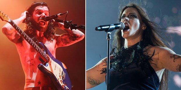 Nightwish & Biffy Clyro am