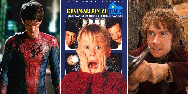 Weihnachten: Die schönsten Filme im TV