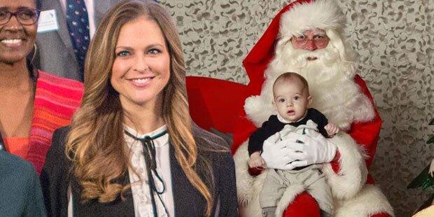 Madeleine: Nicolas schickt Weihnachts-Gruß