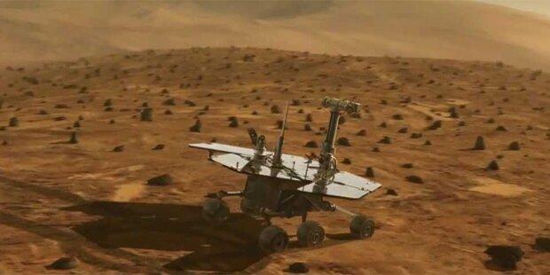 Wir haben Leben auf dem Mars gefunden