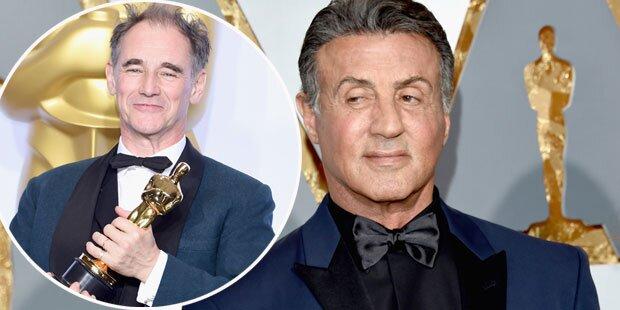 Oscars: Stallone verliert gegen Rylance