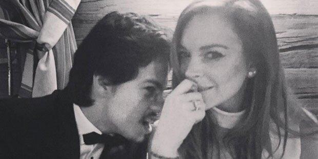 Lindsay Lohan: Hat sie sich verlobt?