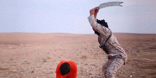 ISIS schockt mit brutaler Hinrichtung