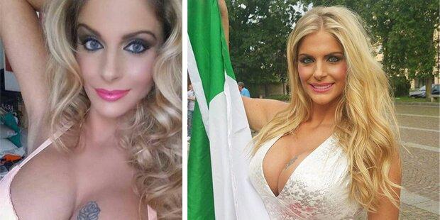 Sexy Italienerin