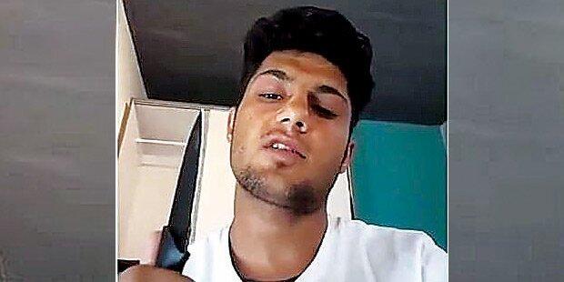 Axt-Attentäter von IS
