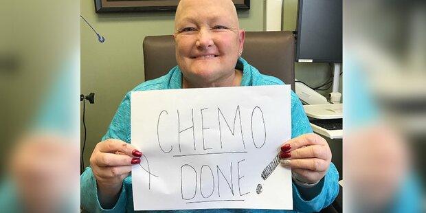 Debbie Rowe: Chemo abgeschlossen
