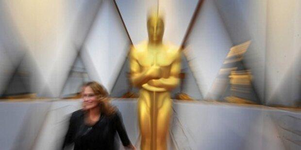 Wann die wichtigsten Oscars verliehen werden