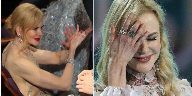 Nicole Kidman erklärt Klatsch-Fiasko