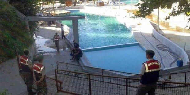 Stromschlag: 5 Tote in Wasserpark