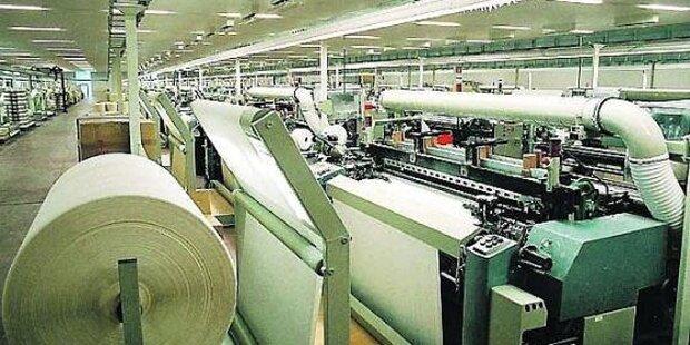 Linz Textil verringert Kapazität in Spinnerei Linz