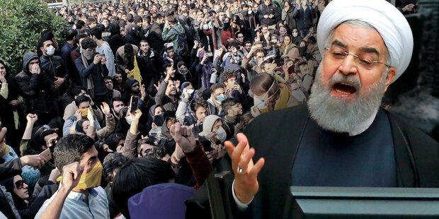Blutiger Iran: Aufstand gegen Mullahs