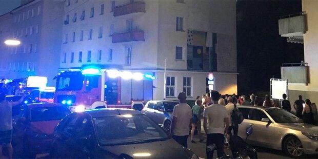 Wohnungsbrände fordern Toten und Verletzte